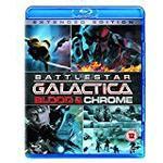 Battlestar Galactica: Blood and Chrome [Blu-ray ] [2012] [Region Free]